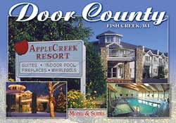Door county lodging for Door county lodging fish creek