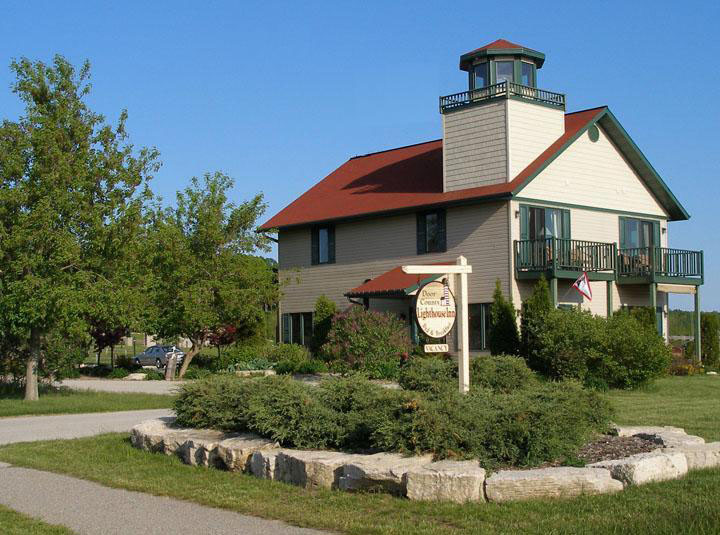Door county lodging options in ephraim egg harbor fish for Door county lodging fish creek