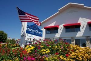 Ephraim Shores & Second Story Restaurant