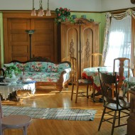 White Lace Inn Sitting Room
