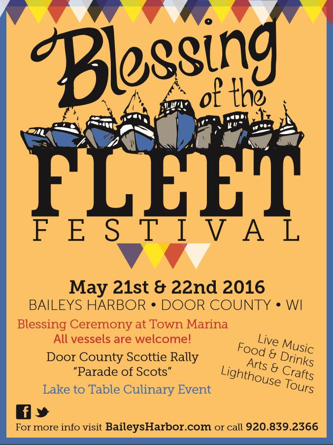 Blessing Of The Fleet Festival Debuts In Baileys Harbor