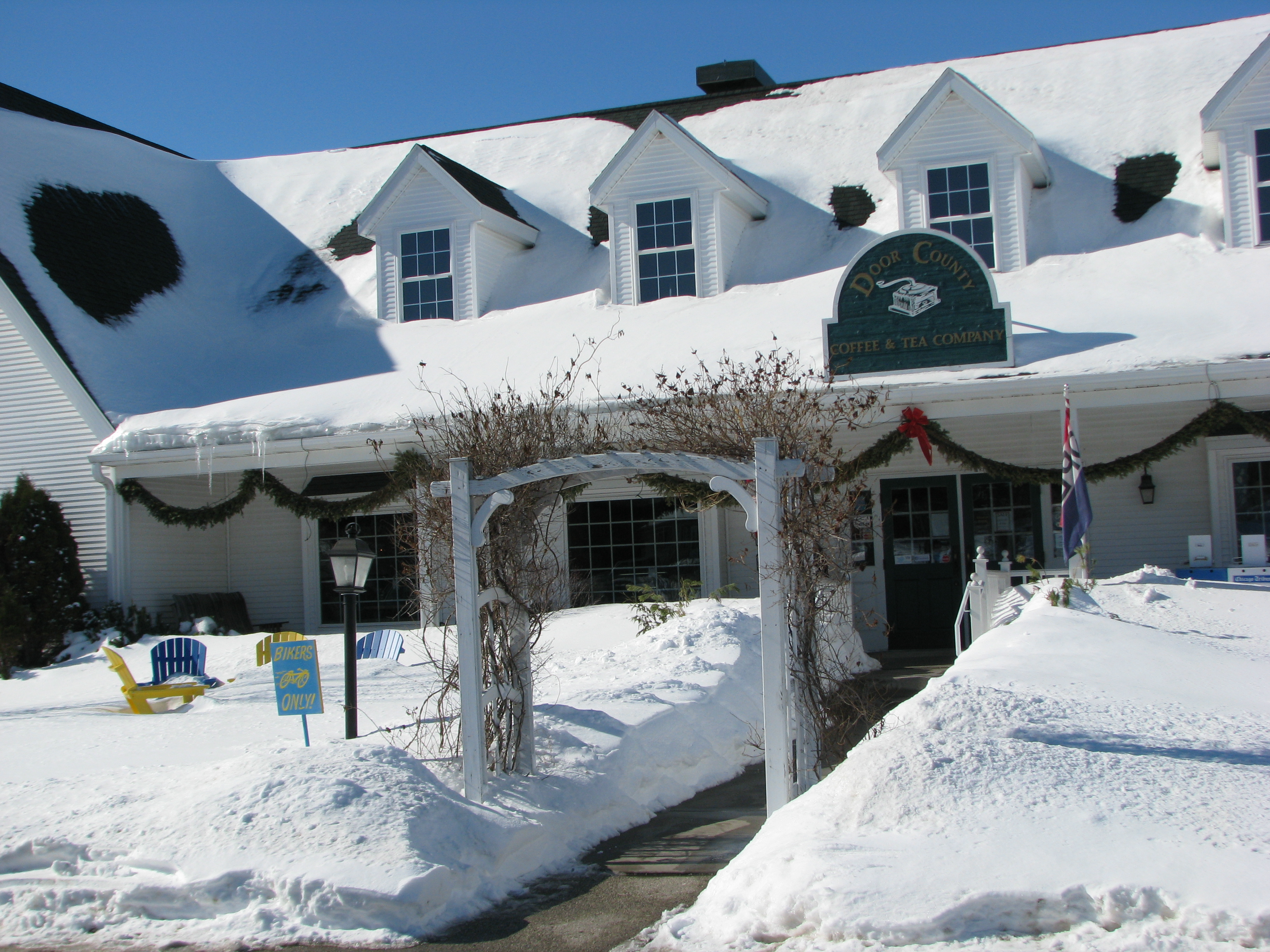 Winter Lodging Specials Amp Packages In Door County Wi 2017