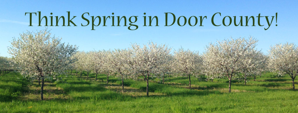Lodging Specials \u0026 Packages in Door County WI & THINK SPRING! Lodging Specials \u0026 Packages in Door County WI   Door ...