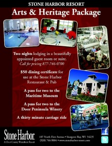Stone Harbor Winter package 2013
