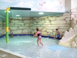Indoor Splash Pad