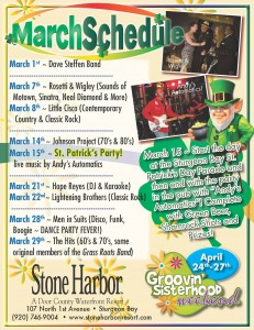Stone Harbor March events 2014