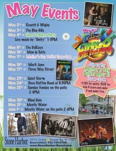 Stone Harbor events May 2014