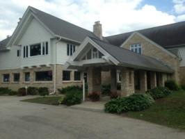 Maxwelton Braes Lodge front