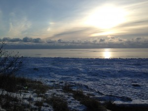 Lake Michigan - Winter 2015
