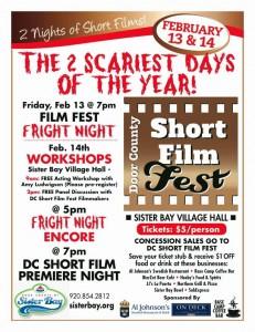 Short Film Fest 2015 poster