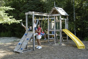 Eagle Harbor Inn Playground