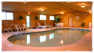 Nordic Lodge pool