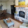 Shoreline Resort livingroom-kitchen
