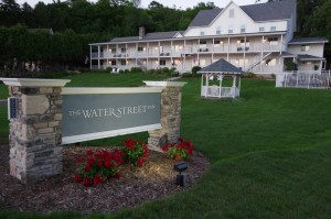 Water Street Inn front