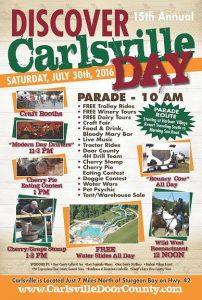 Carlsville Day 2016