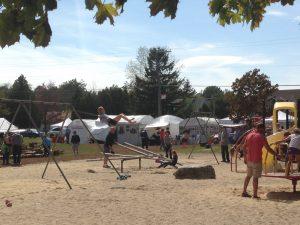 Jacksonport Lakeside Park Festival